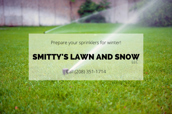 Idaho Falls Sprinkler Winterization