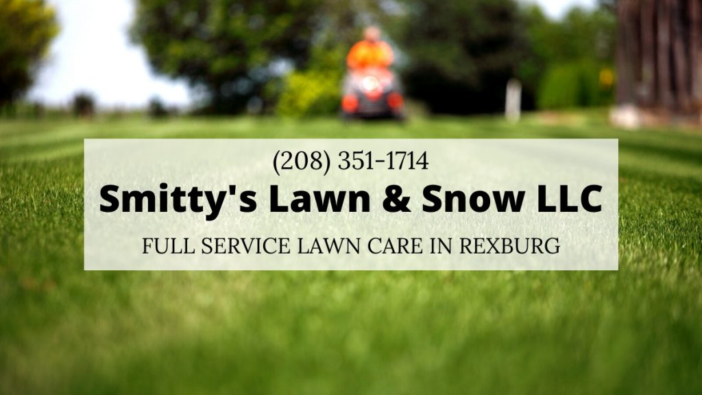 Rexburg residential lawn care
