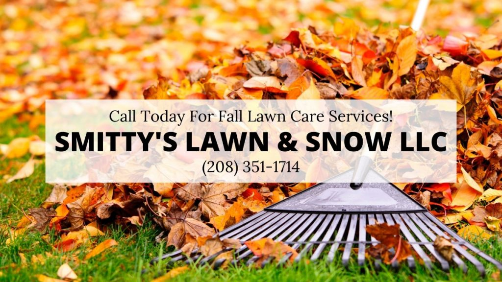 fall cleanup Idaho Falls